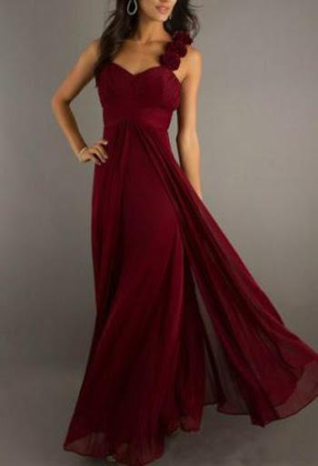 长裙收藏理念