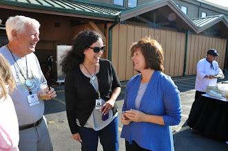 Photo: Mitch, Lucinda & Terri