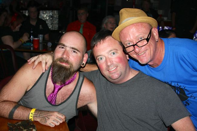 Photo: Marietta Rainbow Fest closed out four days of OTP Pride with a July 28 party at LeBuzz. (Photo by Sher Pruitt) View the full photo album: http://projectqatlanta.com/news_articles/view/marietta_rainbow_fest_puts_on_a_show_photos?gid=11607