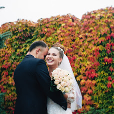 Wedding photographer Ivanna Baranova (blonskiy). Photo of 26.10.2017