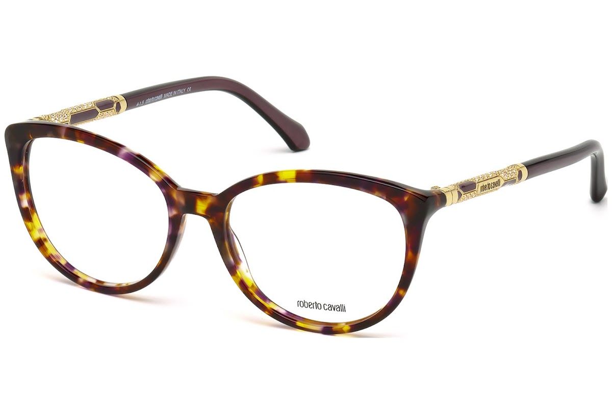 Buy Roberto Cavalli Segin RC0963 C54 055 (coloured havana / ) Frames ...