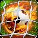 模擬サッカーゲーム