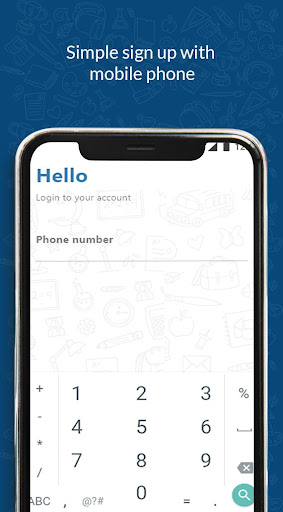 Edves Mobile App screenshot 2