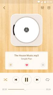 Lark Player Theme - Class CD - náhled