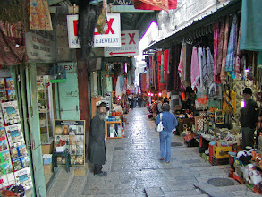 Photo: After lunch, back in the bazaar area, we wondered through many streets like this.