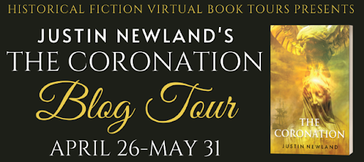 Review & Giveaway: The Coronation by Justin Newland