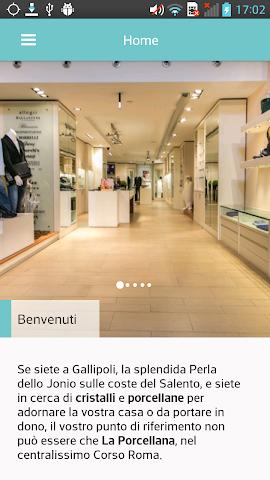 android Gemmazzurra – La Porcellana Screenshot 0