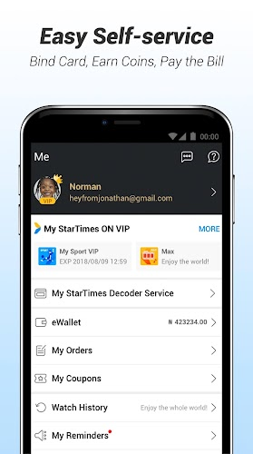 StarTimes ON - Live TV & Football & Video APK | APKPure ai