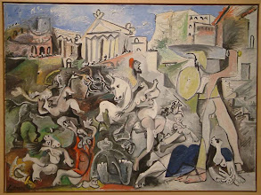 Photo: Sabines_picasso - Pablo Picasso (1962, Centre Pompidou)