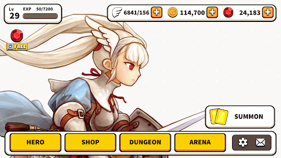 How to hack FANTASYxDUNGEONS for android free