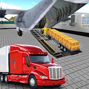 Airplane Truck Transporter 3D