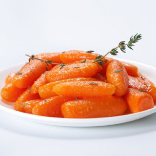 Sweet Crockpot Carrots