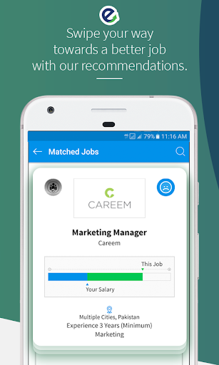 Rozee Job Search 3.8 screenshots 3