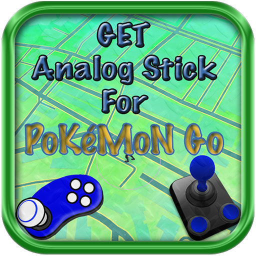 Analog Stick For Poke Go Prank
