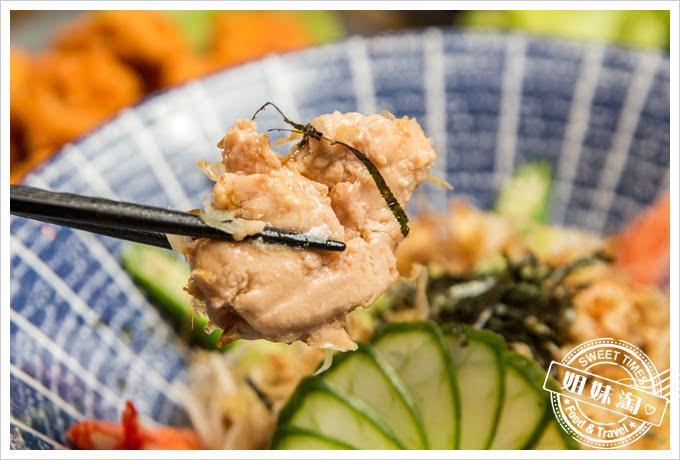 豐日式居酒屋鱈魚肝沙拉