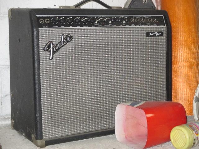 amplificatore anni '80 di Praz