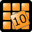 Touch The Number 10 icon