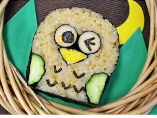 食品藝術裝飾