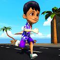Subway Runner Game: Run away icon