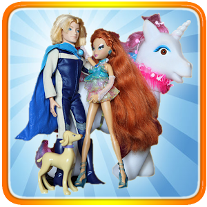 Sweet Winx Memory Club for PC and MAC