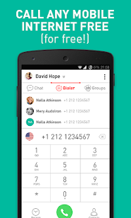 Meucci – Many Numbers. One App- screenshot thumbnail