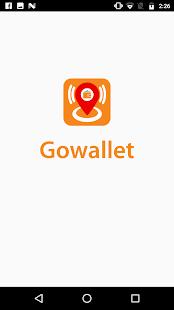GoWallet Scan - náhled