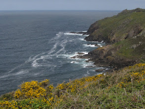 Photo: ... and more coastal scenery.
