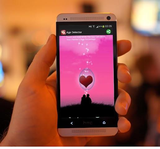 android True Love Fingerprint  Prank Screenshot 0