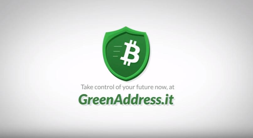Официальный сайт кошелька GreenAddress