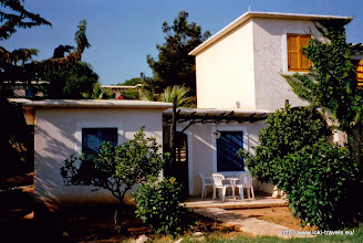 Photo: Protaras. Onze tijdelijke woning in Holiday Village Ayios Elias | Our temporary residence.