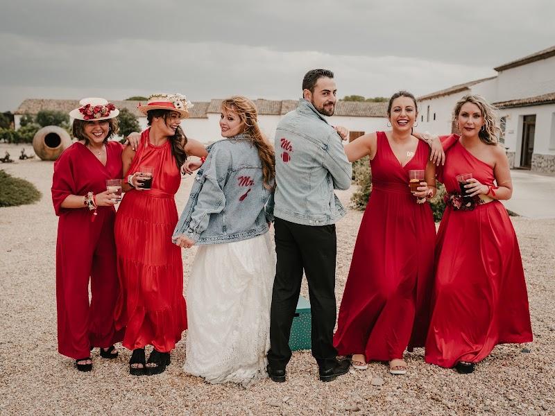 Fotógrafo de bodas Tania De la iglesia (HappyTime). Foto del 22.10.2019