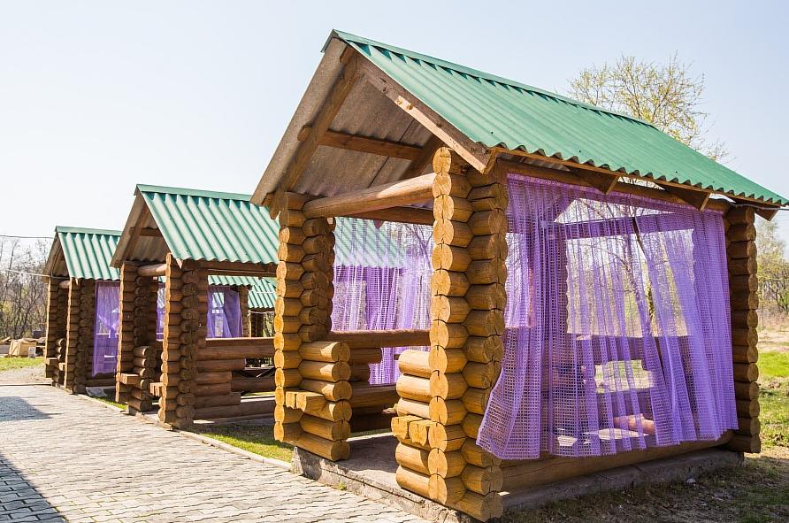 Трактир Баба Яга в Хабаровске