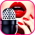 Voice effects and voice changer icon