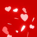 Love Confetti Live Wallpaper icon