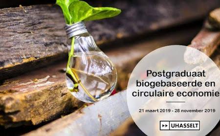 Postgraduaat biogebaseerde en circulaire economie @UHasselt