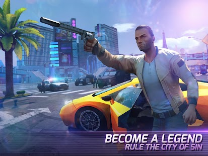 Gangstar Vegas - mafia game 3.2.1c (Mega Mod) APK + Data