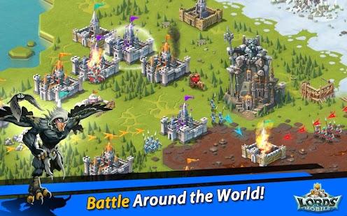 Lords Mobile- screenshot thumbnail