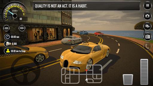 New York City Taxi Driver 3D: Taxi Sim 18 1.4 screenshots 2