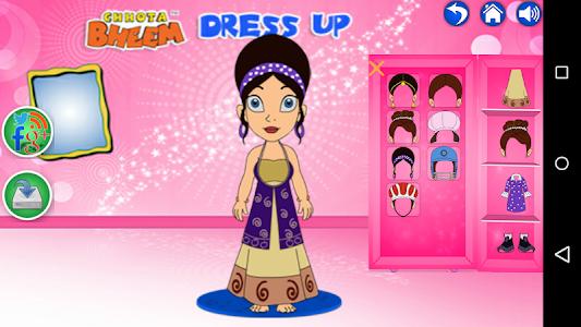 Chhota Bheem DressUp screenshot 1