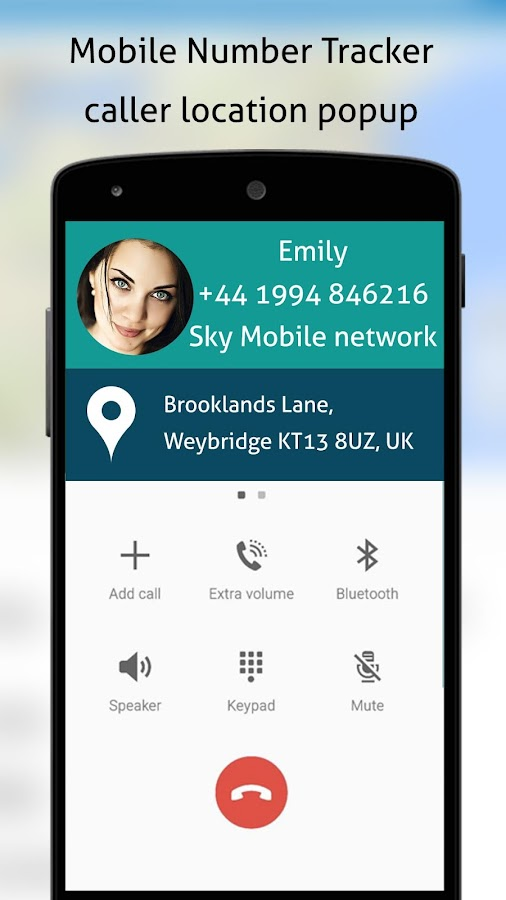 True Mobile Caller ID-Blocker- screenshot