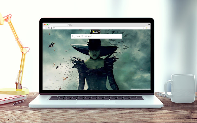 Witches Wallpapers New Tab Theme