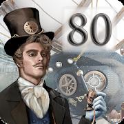 Around The World in 80 Days : Hidden Object Games MOD APK aka APK MOD 1.2.002 (Mega Mod)