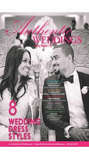 Authentic Weddings Magazine- screenshot thumbnail