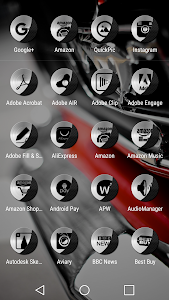 Naz Steel - Icon Pack v1.6