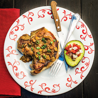 Green Chili Pork Chops Recipes