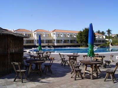 EL HOTEL - Exteriores