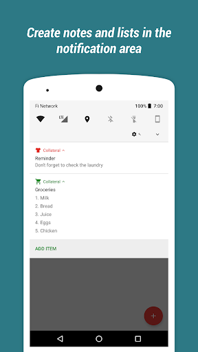 Collateral – Create Notifications v4.5.9 [Pro]