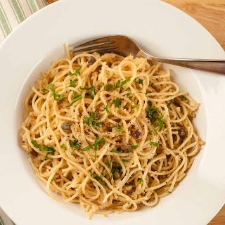 Thin Spaghetti Pasta Recipes.