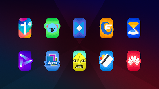 STAX - Icon Pack Screenshot