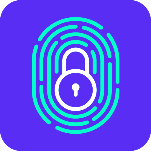 App Locker Fingerprint & Password, Gallery Locker Icon